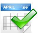 Calendario de evaluaciones: curso 2018-2019