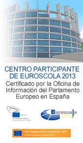 Centro participante de Euroscola 2013