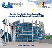 5º premio en euroscola 2016