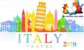 viaje a italia 2019